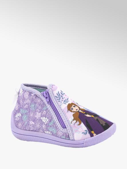 Frozen Lila pantoffel rits