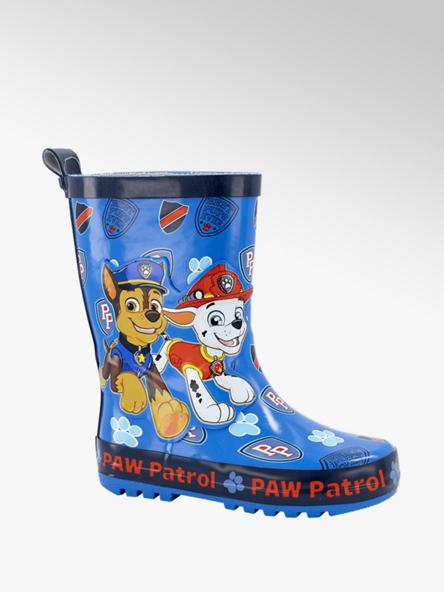 Paw Patrol Kobalt blauwe Paw Patrol regenlaars