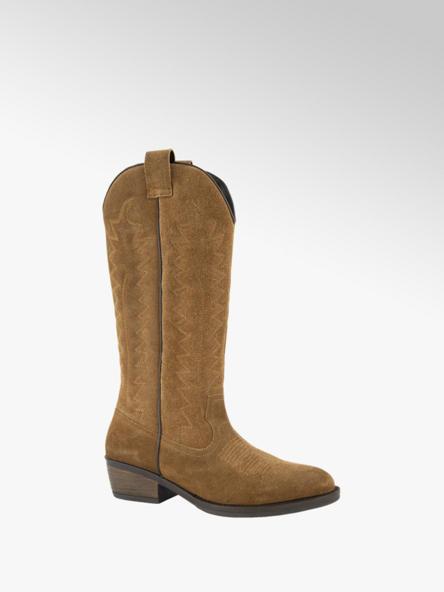Oxmox Bruine western boot
