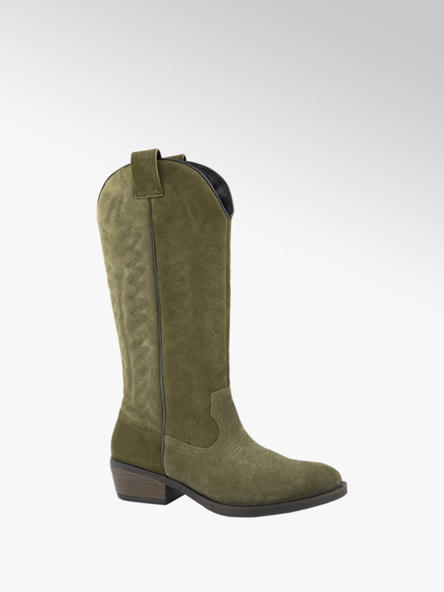 Oxmox Groene western boot