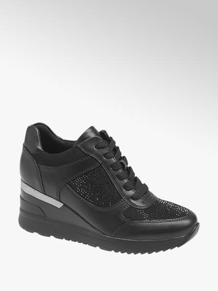 Catwalk Sneaker con zeppa