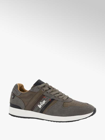 Lee Cooper Grijze sneaker Edgeware
