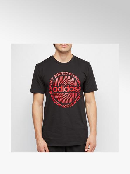 adidas Camiseta ADIDAS CIRCLED GRAPHIC