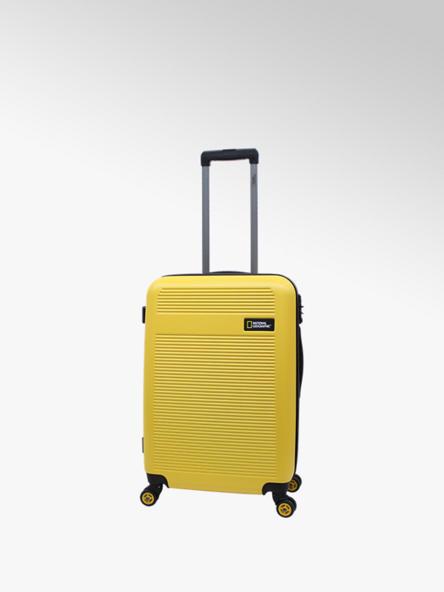 National Geographic guscio duro valigia 67cm