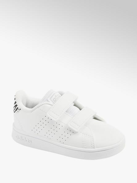 adidas Biele detské tenisky Adidas Advantage I