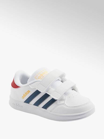 adidas Biele detské tenisky Adidas Breaknet I