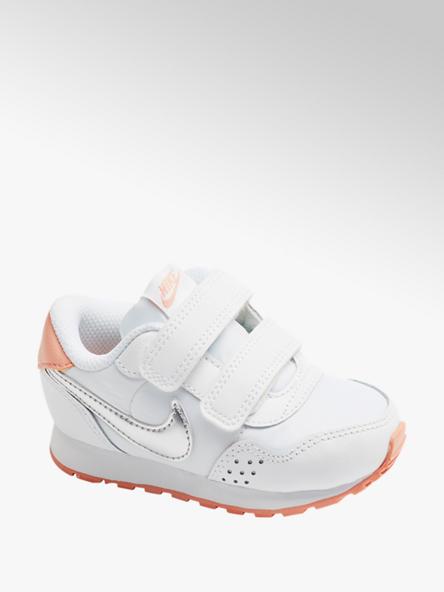 NIKE Biele detské tenisky Nike Md Valiant