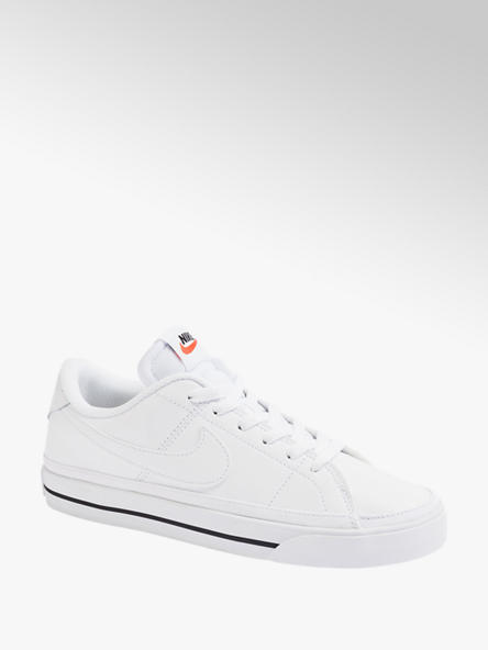 NIKE Biele kožené tenisky Nike Court Legacy