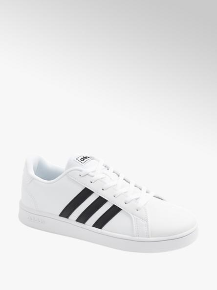 adidas Biele tenisky Adidas Grand Court K