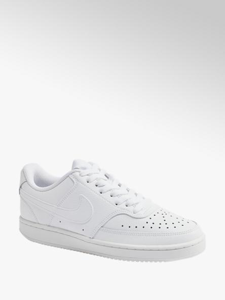 NIKE Biele tenisky Nike Court Vision