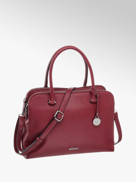 Catwalk Handtasche in Rot