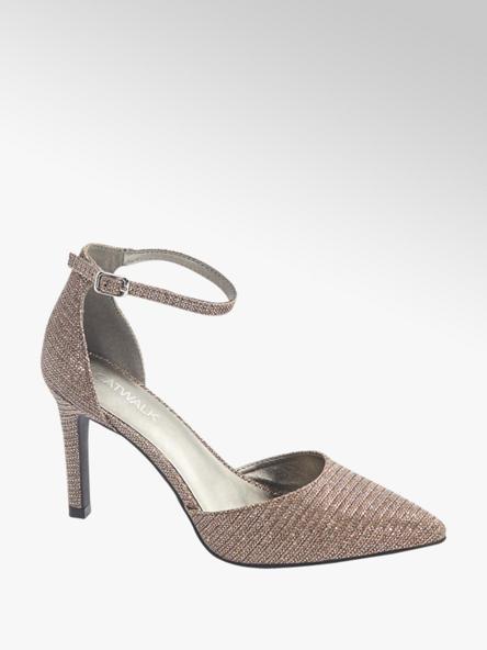 ladies glitter heels