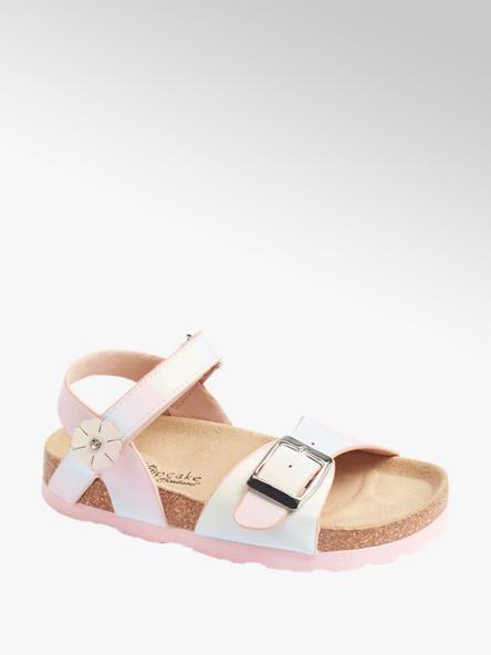 Cupcake Couture Dúhové sandále Cupcake Couture