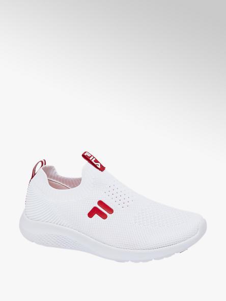 Fila Sock Sneaker in Weiß