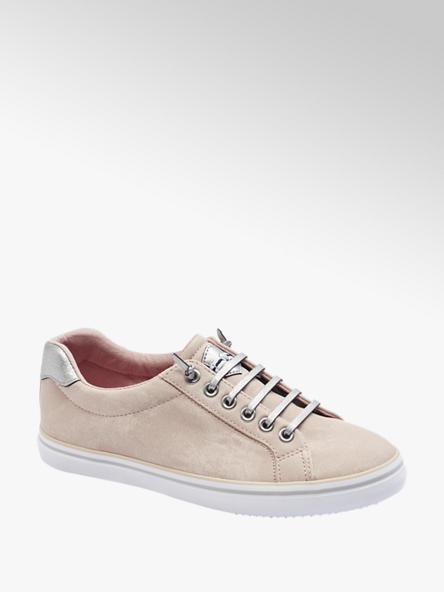 Graceland Sneaker in Beige