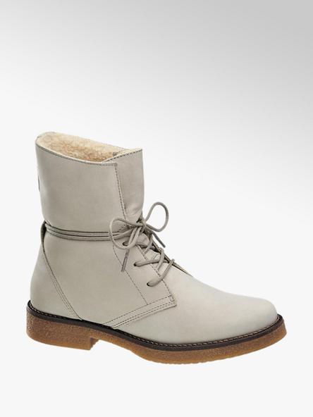 5th Avenue Kožená šněrovací obuv
