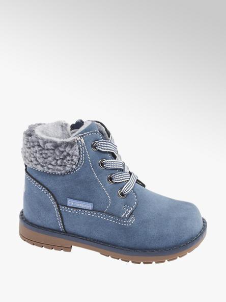 Fila Modrá detská členková obuv so zipsom Fila s TEX membránou