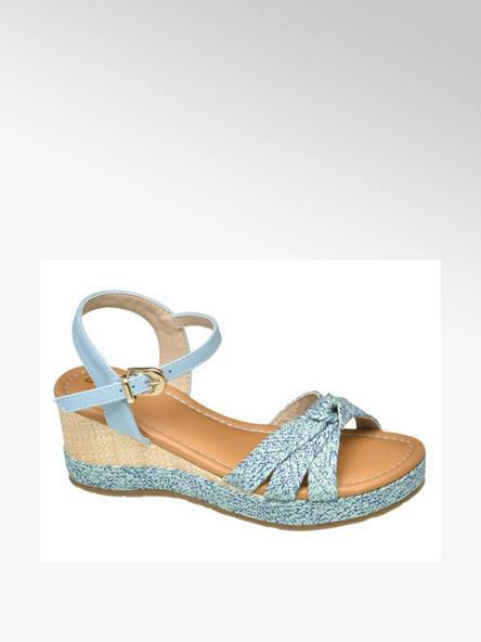 Graceland Modré sandále Graceland