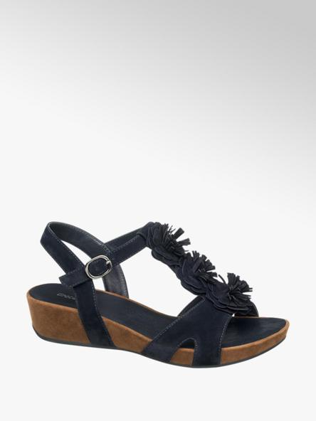Graceland Modré sandály Graceland