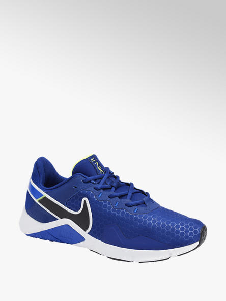 NIKE Modré tenisky Nike Legend Essential 2