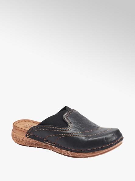 Easy Street Pantofola nera