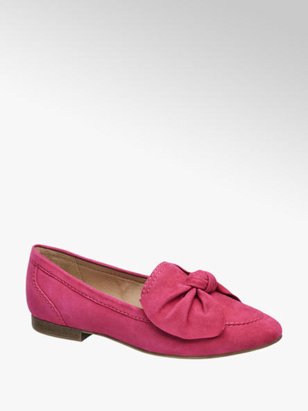 5th Avenue Pink loafer masni dísszel