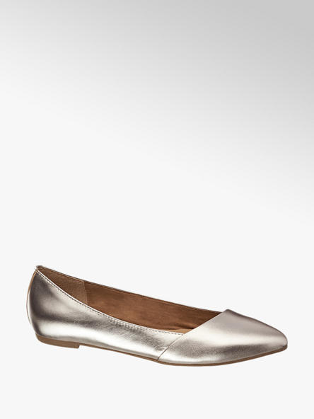 5th Avenue Rose gold női balerina