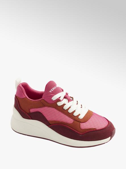 Vero Moda Růžové tenisky Vero Moda