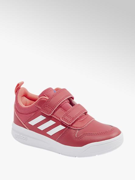 adidas Růžové tenisky na suchý zip Adidas TENSAUR C