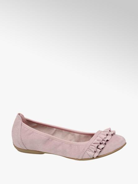 Graceland Rózsaszín balerina