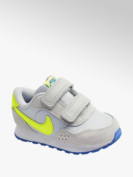 NIKE Sivé detské tenisky Nike Md Valiant