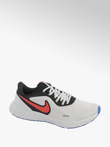 NIKE Sivé tenisky Nike Revolution 5