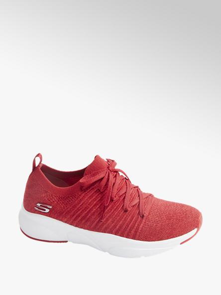 Skechers Sneaker in Rot