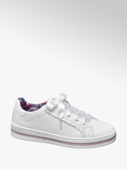 Graceland Sneaker szatén fűzővel