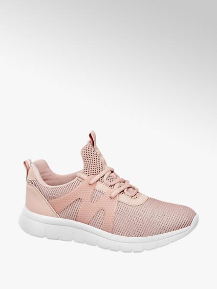 Graceland Sport pink sneaker