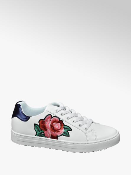 Graceland Tenisky s kvetinou