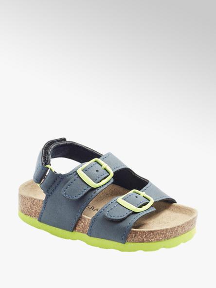 Bobbi-Shoes Tmavomodré sandále Bobbi Shoes