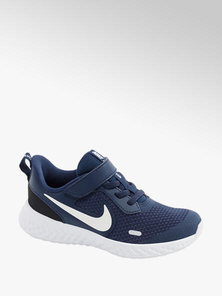 NIKE Tmavomodré tenisky Nike Revolution 5