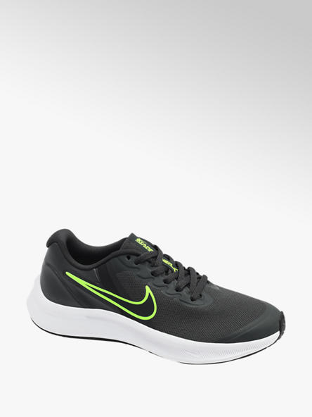 NIKE Tmavosivé tenisky Nike Star Runner 3