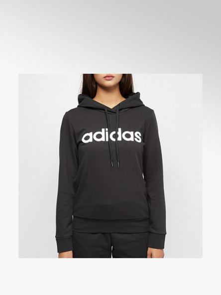 adidas Hoodie in Schwarz