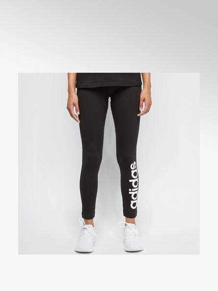 adidas Leggings in Schwarz