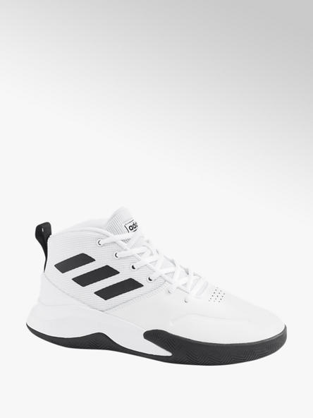 adidas Mid Cut Sneaker OWN THE GAME in Weiß