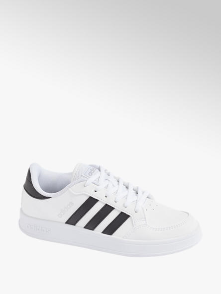 adidas Sneaker BREAKNET in Weiß