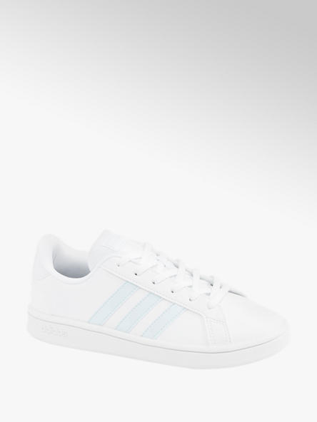 adidas Sneaker GRAND COURT BASE in Weiß