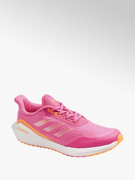 adidas Sneaker RUN JR in Pink