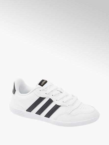 adidas Sneaker VL HOOPS in Weiß