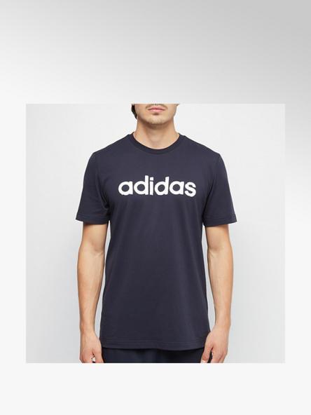 adidas T-Shirt in Blau