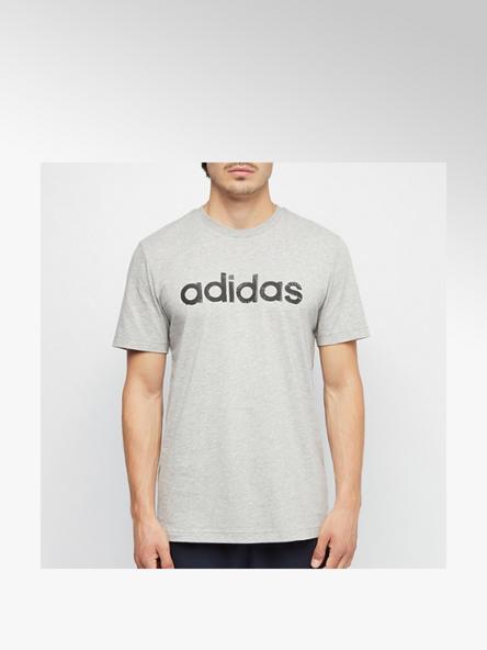 adidas T-Shirt in Grau
