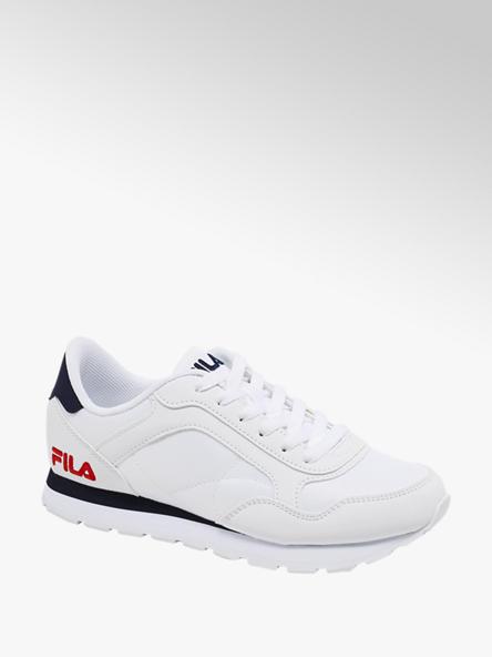 Fila białe sneakersy damskie Fila