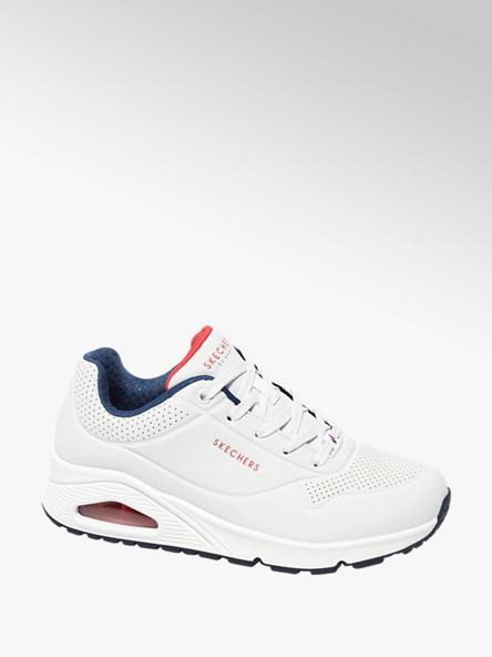Skechers białe sneakersy damskie Skechers